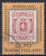 FINLANDIA 1975 Nº 727 USADO - Gebraucht