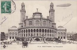 PARIS:  LE TROCADERO - France