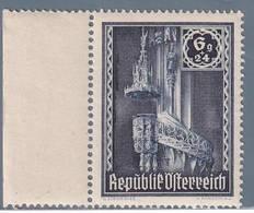 AUSTRIA  AUTRICHE ÖSTERREICH MNH** 1946   S. STEFANO 6+24  GR - 1945-.... 2ème République