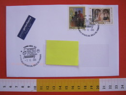 A.08 ITALIA ANNULLO - 2005 TORINO UFFICIO MOBILE AGENZIA DELLE ENTRATE PIEMONTE TASSE TAX COMPUTER PC TASTIERA - Fabbriche E Imprese