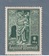 AUSTRIA  AUTRICHE ÖSTERREICH MNH** 1946   S. STEFANO 8+32  GR - 1945-.... 2ème République