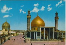 Samarra V. 1969 Das Heilige Goldene Mausoleum Und Die Altare Des Iman Ali-Al-Hadi Und Des Iman Hasan Al-Askari  (55210) - Irak