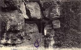 95 - OSNY - Château De Busagny - La Grotte  - - Osny