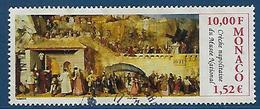 """Monaco YT 2288 """" Musée National """" 2000 Oblitéré - Monaco"""