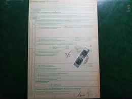 (17510) STORIA POSTALE ITALIA 1973 - 6. 1946-.. Repubblica