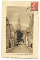 49-LE LION-D'ANGERS-Rue De L'Ourlière...1914  Animé - France