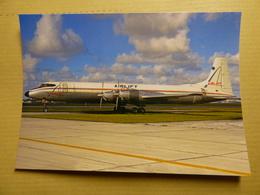 CANADAIR CL 44     AIRLIFT INTERNATIONAL   N605SA - 1946-....: Era Moderna
