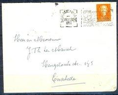 K117- Postal Used Cover. Post From Nederland. Netherlands. - Postal History