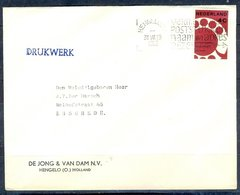 K118- Postal Used Cover. Post From Nederland. Netherlands. - Postal History