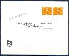 K120- Postal Used Cover. Post From Nederland. Netherlands. - Postal History