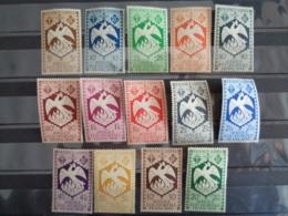 A.E.F 1941 - CERES N° 141 à 154 ** - FRANCE LIBRE - A.E.F. (1936-1958)