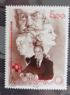 MONACO 1998 Y&T N° 2147 ** - CINQUANTENAIRE DE LA CROIX ROUGE MONEGASQUE - Monaco
