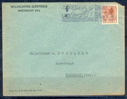 K121- Postal Used Cover. Post From Nederland. Netherlands. - Postal History