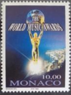 MONACO 1998 Y&T N° 2158 ** - 10e WORLD MUSIC AWARDS - Neufs