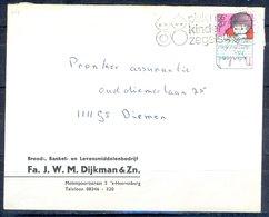 K123- Postal Used Cover. Post From Nederland. Netherlands. - Postal History