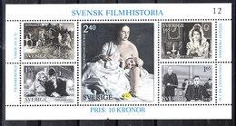 Svezia - 1981. Storia Del Cinema. Cinema History - Cinema