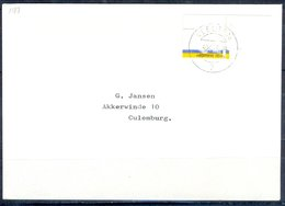 K124- Postal Used Cover. Post From Nederland. Netherlands. - Postal History