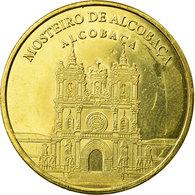 Portugal, Jeton, Jeton Touristique, Alcobaça - Mosteiro De Albobaça, Arts & - Autres
