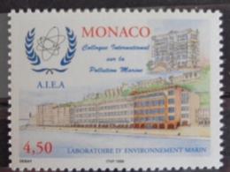 MONACO 1998 Y&T N° 2170 ** - COLLOQUE INTERN. SUR LA POLLUTION MARINE - Neufs