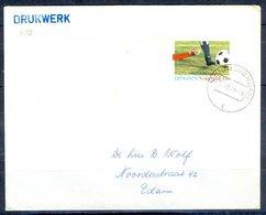 K125- Postal Used Cover. Post From Nederland. Netherlands. - Postal History