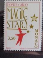 MONACO 1998 Y&T N° 2174 ** - MONTE CARLO MAGIC STARS - Neufs