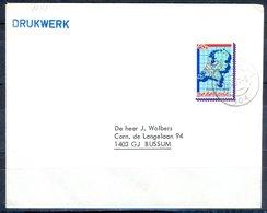 K126- Postal Used Cover. Post From Nederland. Netherlands. - Postal History