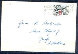 K127- Postal Used Cover. Post From Nederland. Netherlands. - Postal History