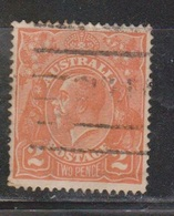 AUSTRALIA Scott # 27 Used - KGV Head - 1913-36 George V: Heads
