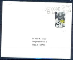 K128- Postal Used Cover. Post From Nederland. Netherlands. - Postal History