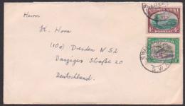 Swakopmund S.W.A.  Namibia Suidwes Afrika, Soth-West Africa Brief Nach Deutschland - Namibia (1990- ...)