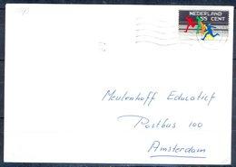 K130- Postal Used Cover. Post From Nederland. Netherlands. - Postal History