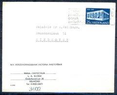 K131- Postal Used Cover. Post From Nederland. Netherlands. - Postal History