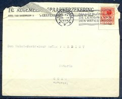 K134- Postal Used Cover. Post From Nederland. Netherlands. - Postal History