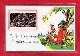 52-CPSM NOGENT EN BASSIGNY - Nogent-en-Bassigny