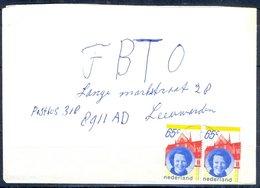 K139- Postal Used Cover. Post From Nederland. Netherlands. - Postal History
