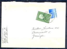K140- Postal Used Cover. Post From Nederland. Netherlands. - Postal History