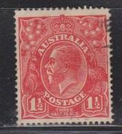 AUSTRALIA Scott # 26 Used - KGV Head - 1913-36 George V : Hoofden