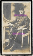 Oorlog Guerre Charles Smolders Tienen Soldaat Gesneuveld Te Diksmuide 17 Mei 1917 En Begraven Te Oeren - Images Religieuses