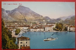 RIVA - LAGO DI GARDA - Trento
