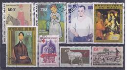 REPUBLIQUE DU MALI - Lot De Timbres  Neufs Et Oblitérés (3 Et 2) - Mali (1959-...)