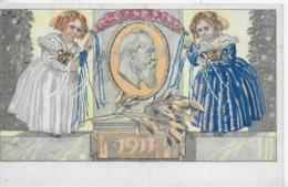 AK 0160  Königreich Bayern Postkarte  - Künstlerkarte Von Dietz Um 1911 - Malerei & Gemälde