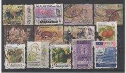 MALAYSIA - Lot De Timbres Oblitérés (1 à 3) - Malaysia (1964-...)