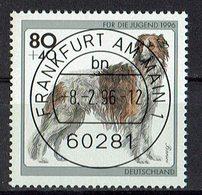 *BRD 1996 // Mi. 1836 O - Hunde