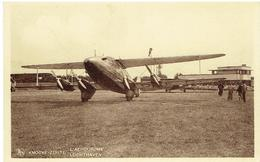 KNOCKE-ZOUTE - L' Aerodrome - Luchthaven - Knokke
