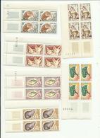 C.T. Somalis YT Série  N° 305/ 310 En Blocs De 4, Cote 200€ - Nuevos