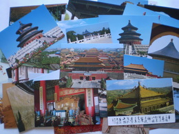 Lot De 52 Cartes Postales De Chine,non écrites - Cartes Postales