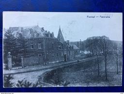 Pécrot/-cpa-panorama Du Château De Florival-1923 - Grez-Doiceau