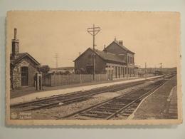 Aubange La Gare (Station - Aubange