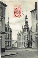MENIN - La Poste - N° 13 Th. Van Den Heuvel - Menen