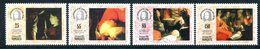 Vanuatu 1993 Christmas Set MNH (SG 648-651) - Vanuatu (1980-...)